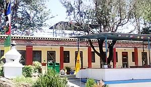 Thrangu Sekar Retreat Center, near Bhaktapur, Nepal