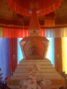 Special Amitabha Shrine.