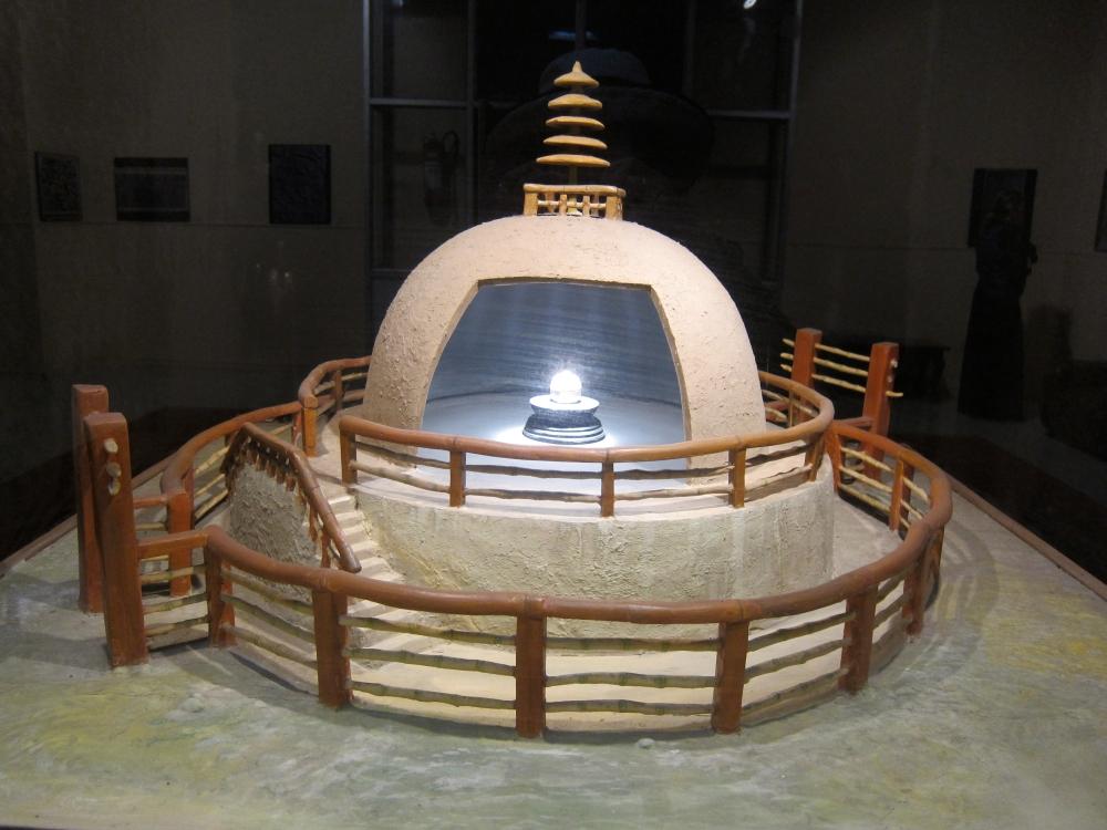 BLOGBuddha Relics from Vaishali