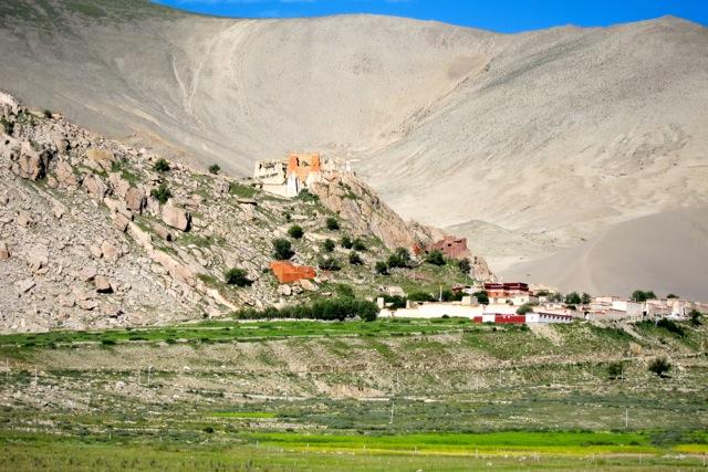 Takten Phuntsok Ling Monastery