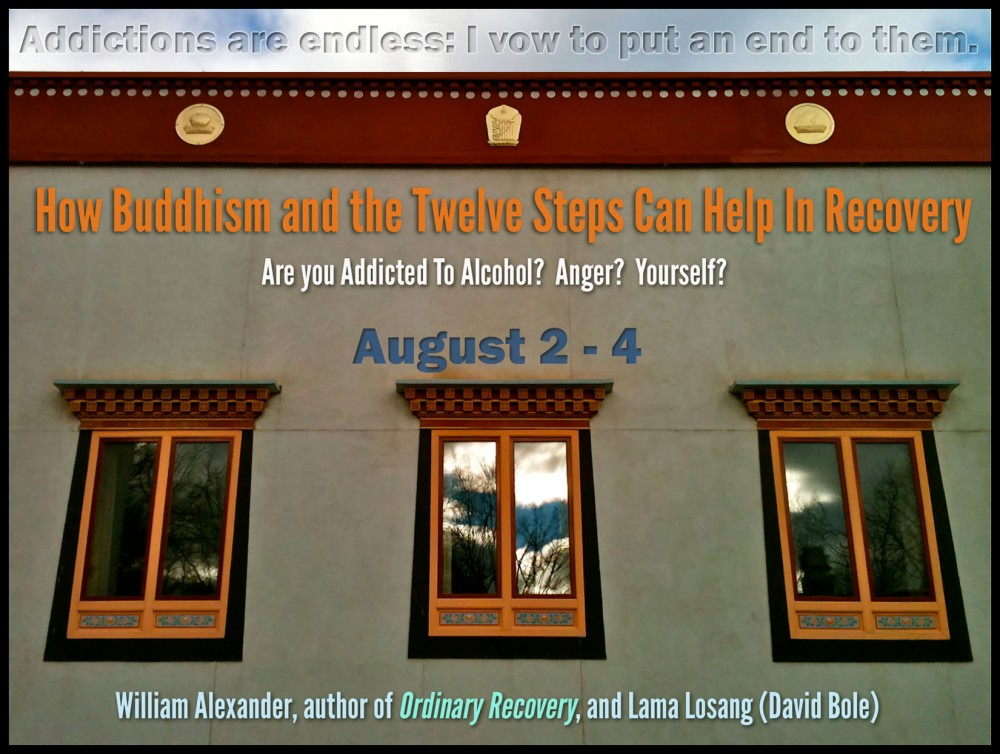 Buddhism and Addiction Recovery