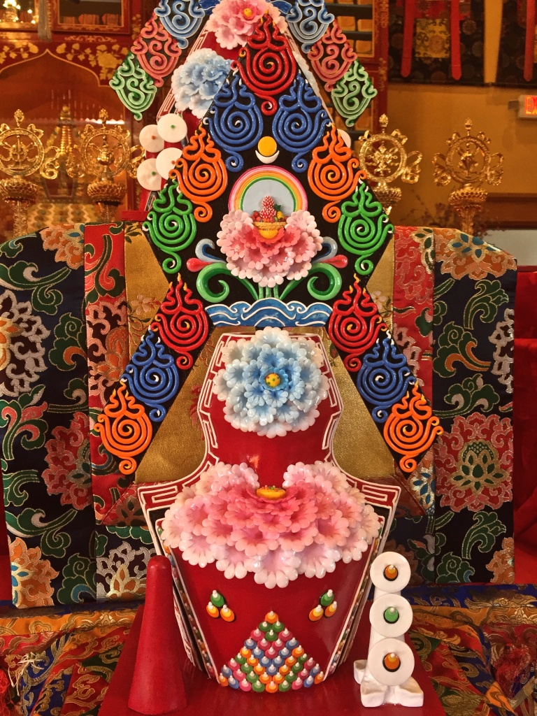 Zhungpa Namdak Torma