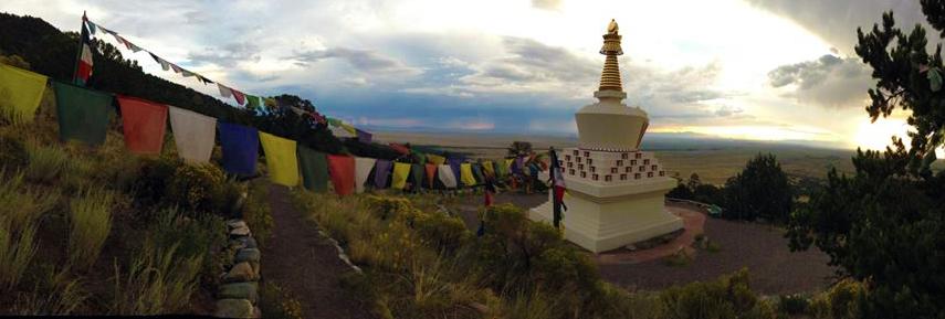 The Tashi Gomang Stupa, Saga Dawa 2014