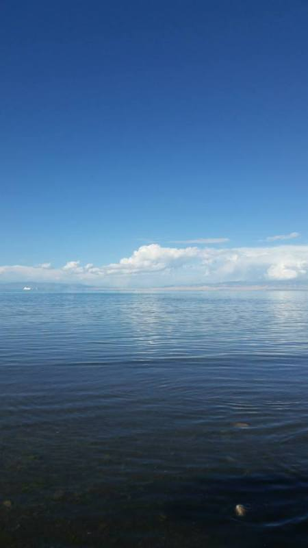 Blue Lake/Qinghai Lake