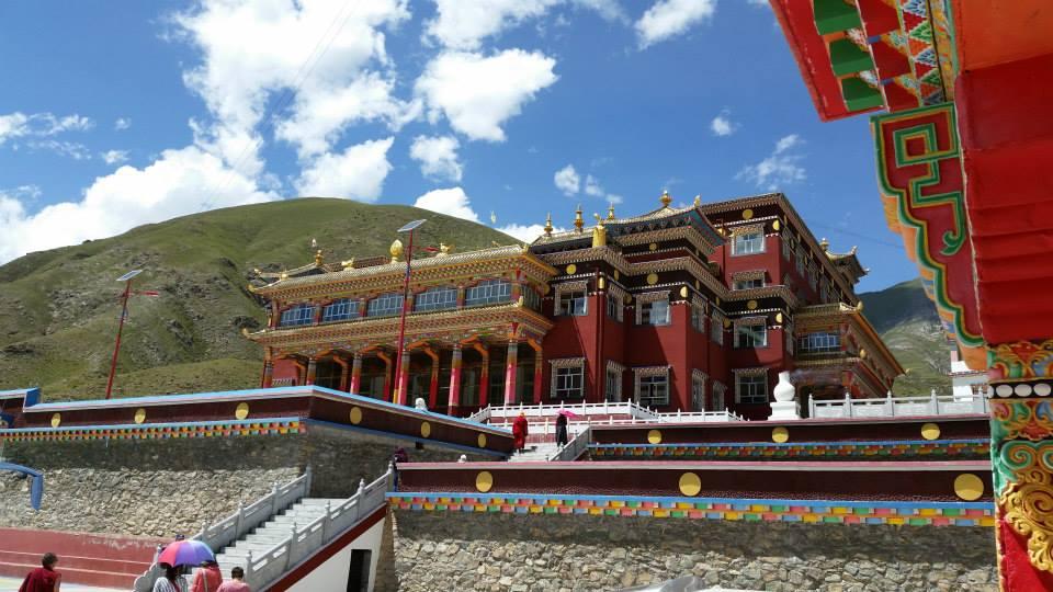 Damkar Monastery.