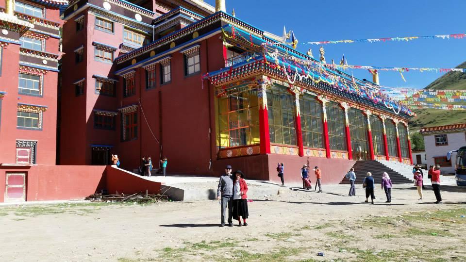 Benchen Monastery.