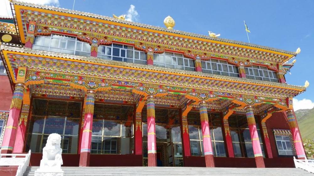Domkar Monastery.