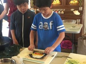 11Making sushi IMG_9048 copy
